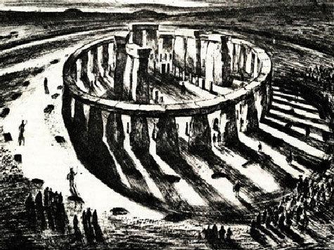 Стоунхендж был древней ВДНХ, утверждают историки