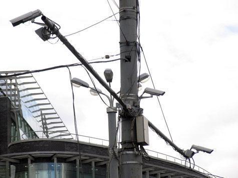 Подмосковные камеры начнут следить за нарушениями дорожной разметки