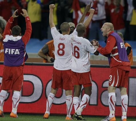 Сборная Испании начала чемпионат мира с поражения.