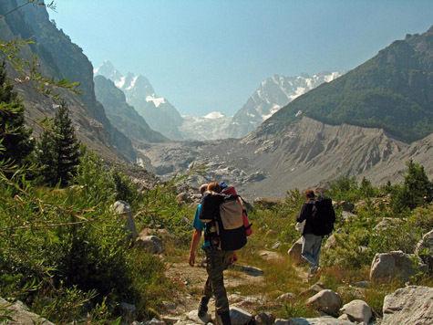 «Бесстрашные»  прогулки по Кавказу