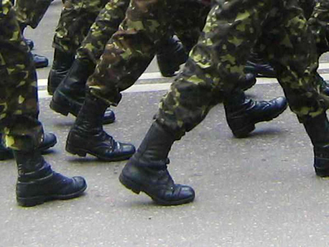В армии обнаружился дефицит рядовых