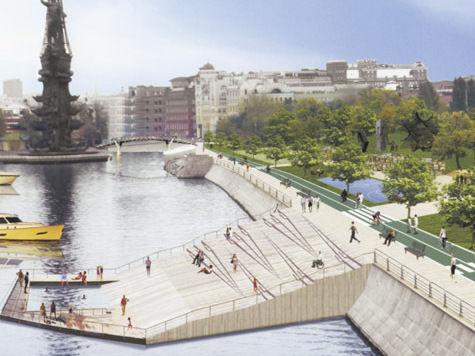 «Главные в городе— пешеходы, велосипедисты, общественный транспорт»