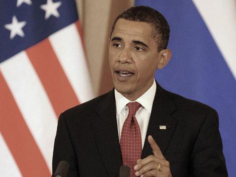 Обама ставит крестики на карте Сирии