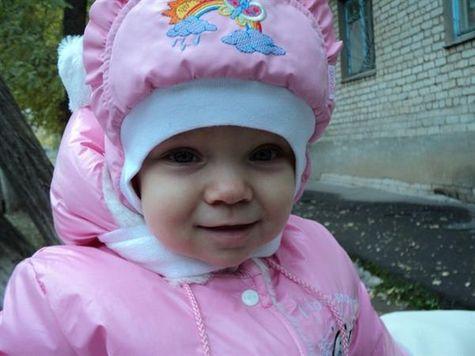 Двухлетней Лизе требуются средства для пересадки почки