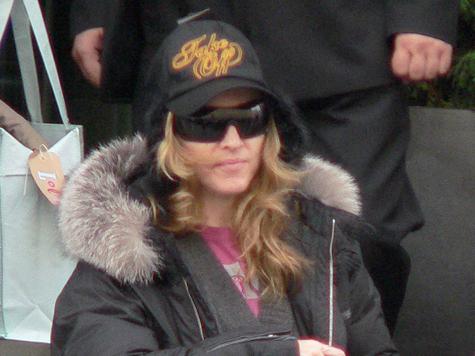 Мадонну осудили за гей-пропаганду
