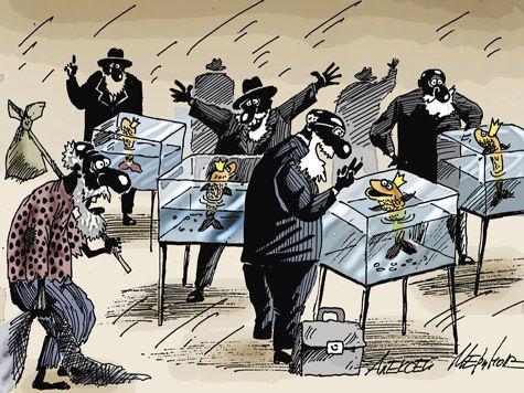 У депутатов Госдумы нашлись арестованные счета