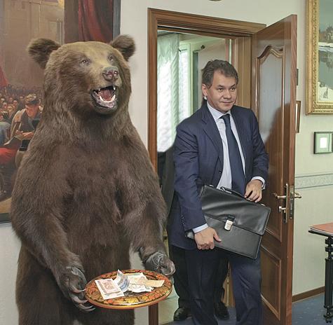 Сергей Шойгу подогревает в регионе инвестиционный климат