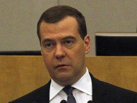Медведев узнал о личной жизни Ксении Собчак