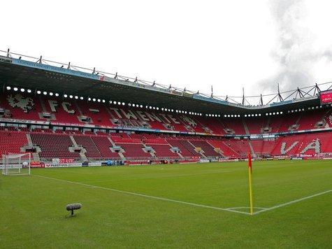 Трагедия на стадионе голландского