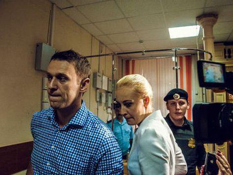 Защита Навального узнала про обжалование в последний момент