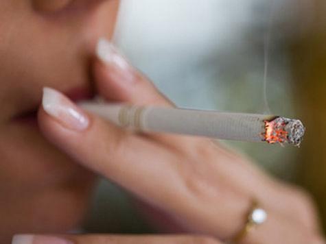 Загон против курения