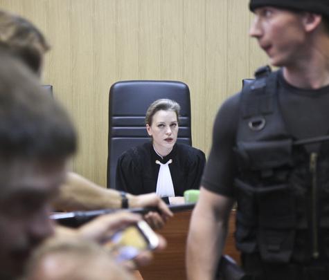 Адвокаты «Pussy Riot» дали отвод судье
