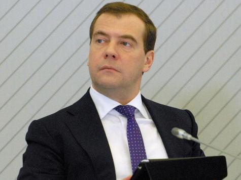 Медведев рассекретил крупные госзакупки