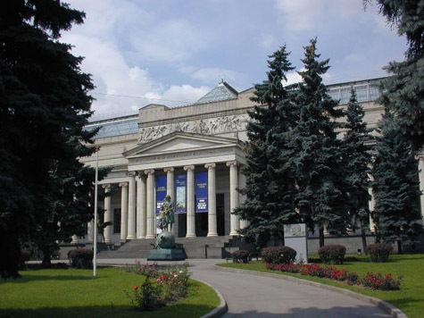 Другое искусство покажут в Пушкинском