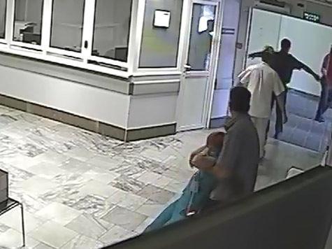 В Москве пациент взял заложников в больнице