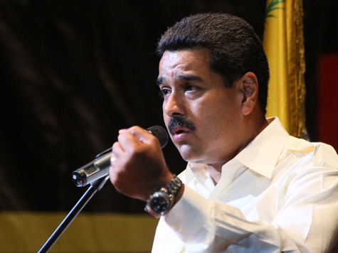 Президент Венесуэлы Николас Мадуро женился на