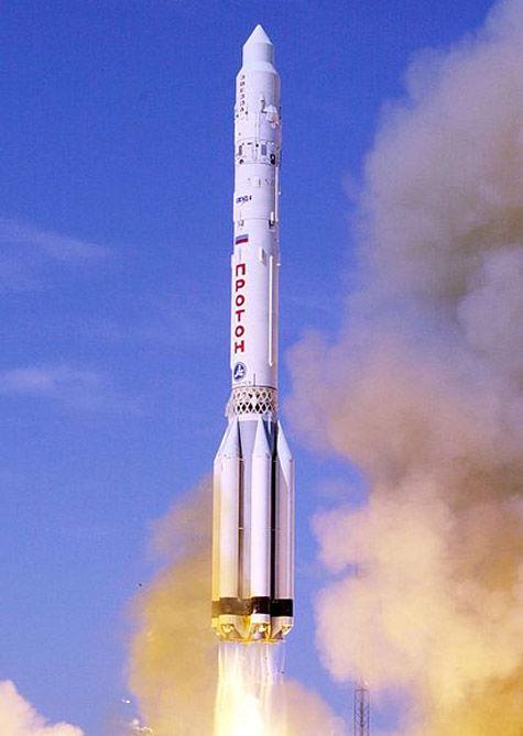 Роскосмос опроверг информацию о старте «Протона» 15 сентября
