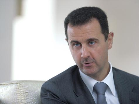 Глава Сирии впервые за последнее время пришел в парламент и сделал громкие заявления о ситуации в стране