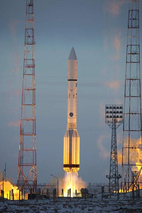 Производители датчиков ракеты «Протон-М» считают обвинения в свой адрес трепом