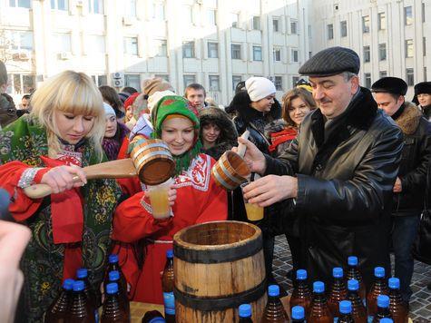 Сидр и медовуха возвращаются в Россию