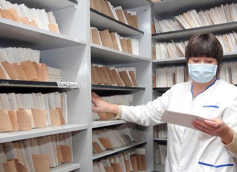 Медицинские карты сделают электронными
