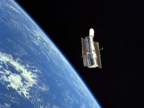 Американский телескоп Хаббл сфотографировал НЛО