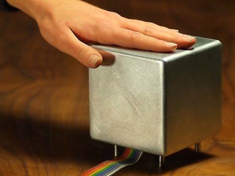 Новое устройство позволяет потрогать завтрашнюю температуру буквально руками