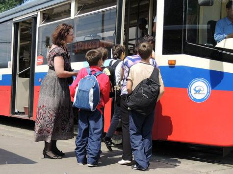 Троллейбусы могут превратиться  в электронные библиотеки