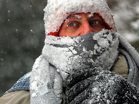 От жары — мороз по коже