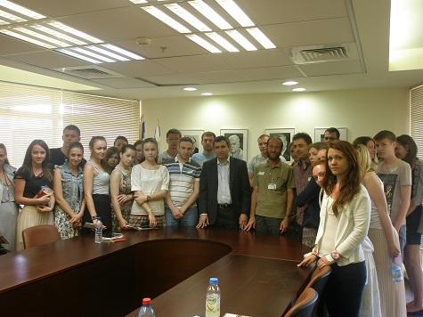 Ассоциация «Место Встречи» показала российским студентам неизвестный Израиль