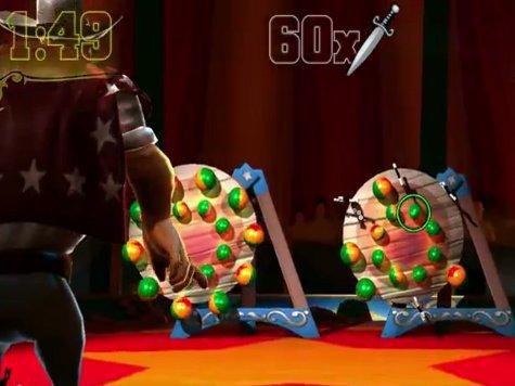 Новая игра Circus Challenge является первой из серии видеоигр, призванной помочь в постинсультной реабилитации