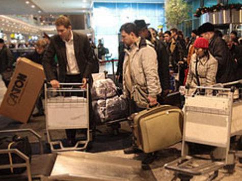 Металлоискатели на входах в аэропорты были установлены еще в 2004 году