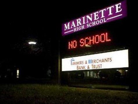 Школьник удерживал своих товарищей 5 часов, после чего застрелился