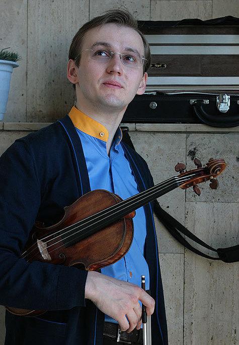 """Первый скрипач в """"легком весе"""" Никита Борисоглебский: """"Музыку люблю совершенно не через призму скрипки, да и тембр виолончели нравится больше"""""""