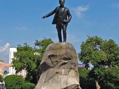 Свердлов в Екатеринбурге