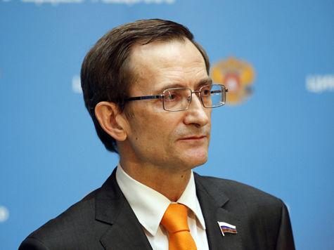 Левичев раздумал сниматься с выборов столичного градоначальника