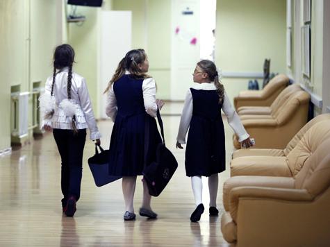 Юго-восток Москвы непопулярен у родителей первоклашек