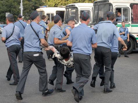 """""""День гнева"""" — несколько дней ареста"""
