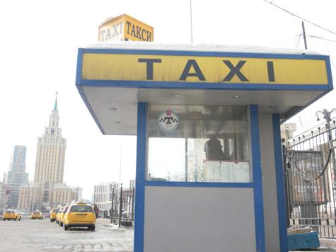 Таксистам разрешили ехать в один конец