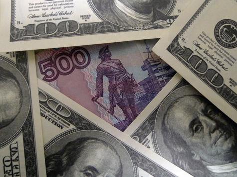Доллар уходит в отрыв