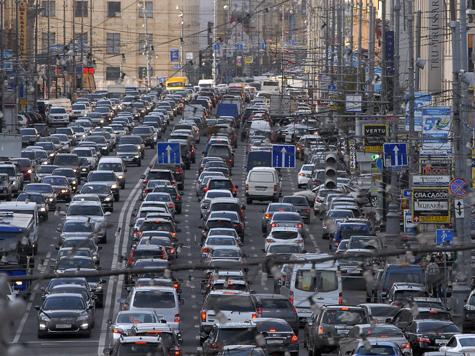 Тверскую улицу закроют  для автомобилей