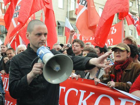 Оппозиционеры отказались митинговать за Садовым кольцом