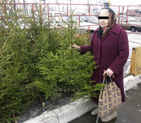 Пенсионерка отомстила коммунальщикам за испорченный новый год