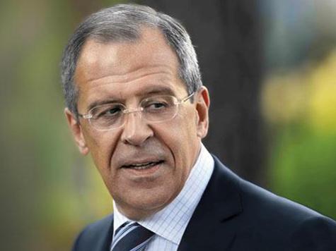 Лавров считает, что Сирию будут бомбить