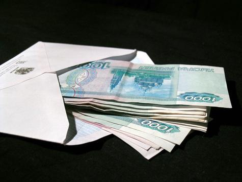 Честные россияне смогут извлечь выгоду из чужих взяток
