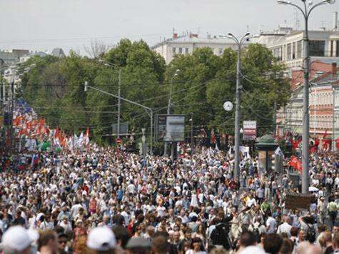 Оппозиция отметит годовщину 6 мая митингом