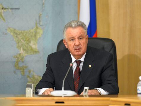 Виктору Ишаеву немного не хватило до большой демократии