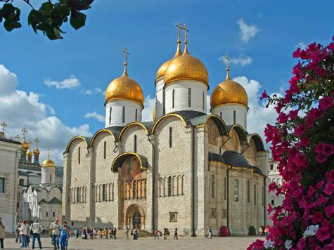 Художники выгонят плесень из Кремля