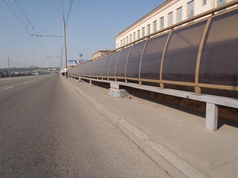 В столице решено прикрыть трубопроводы