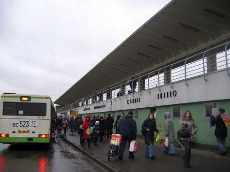 Как объехать метро «Выхино», «Рязанский проспект» и «Кузьминки»